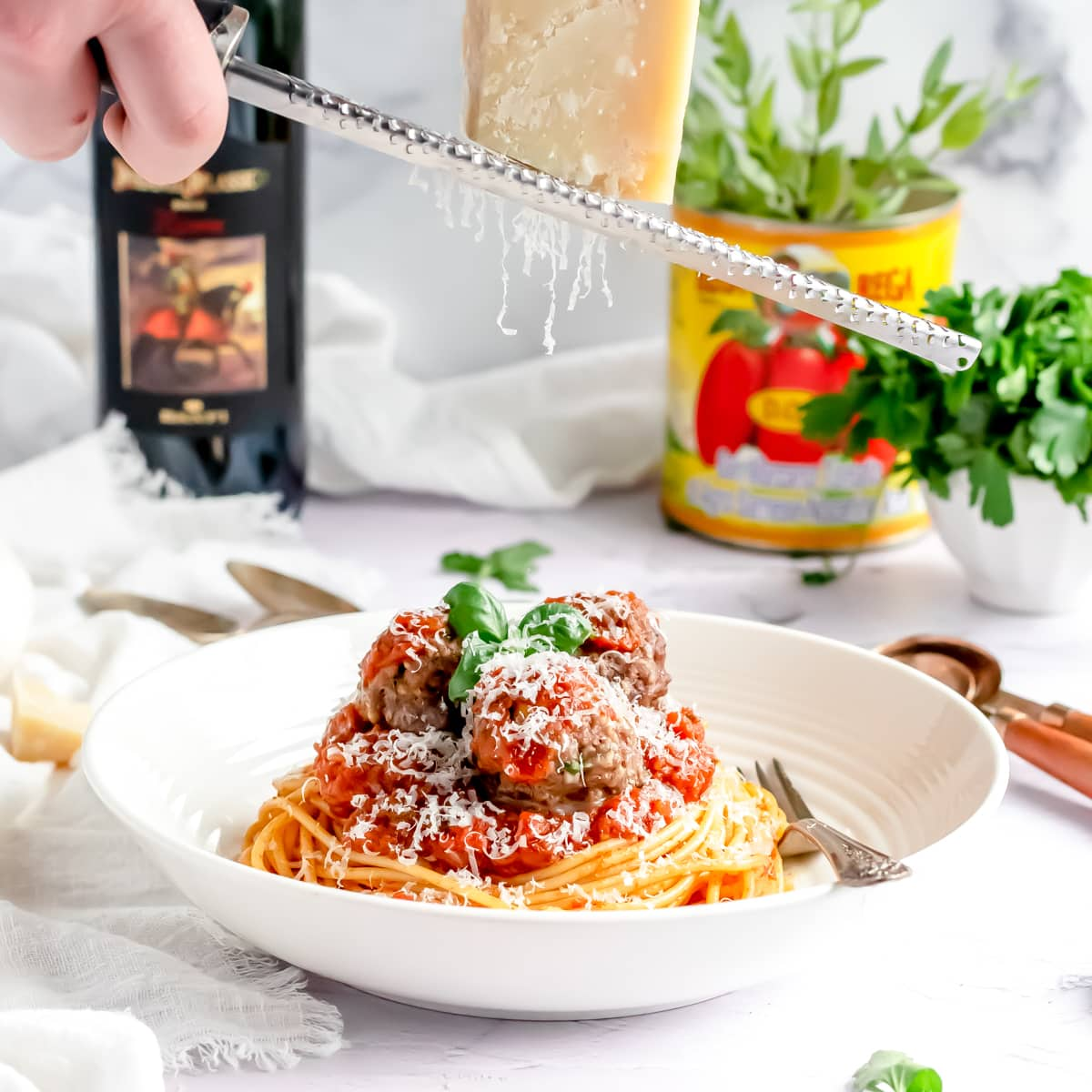 spaghetti and meatballs for days » the practical kitchen