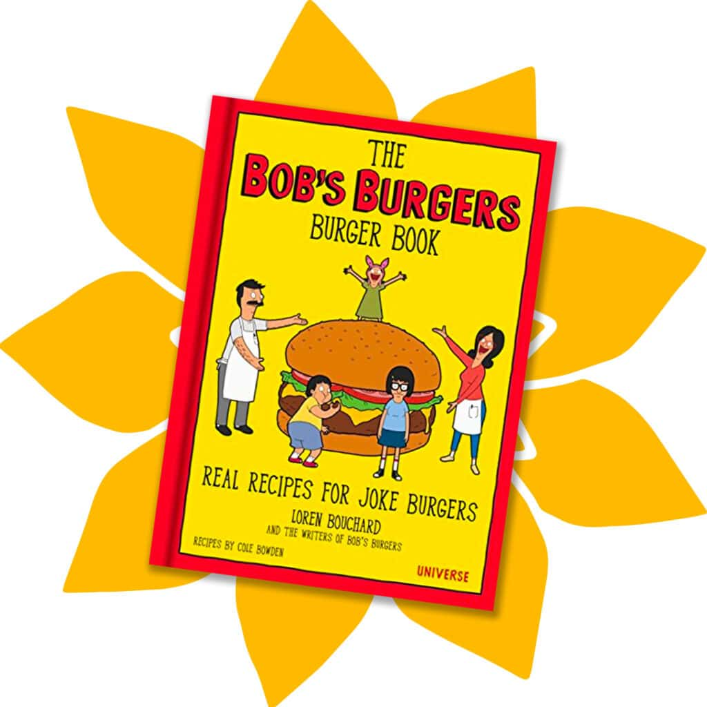bob's burgers burger book