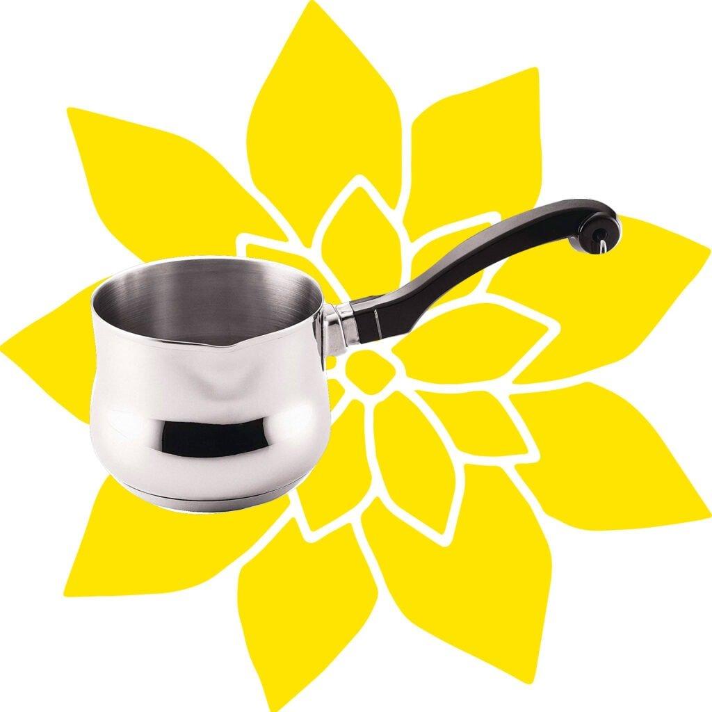 butter warmer tadka pan