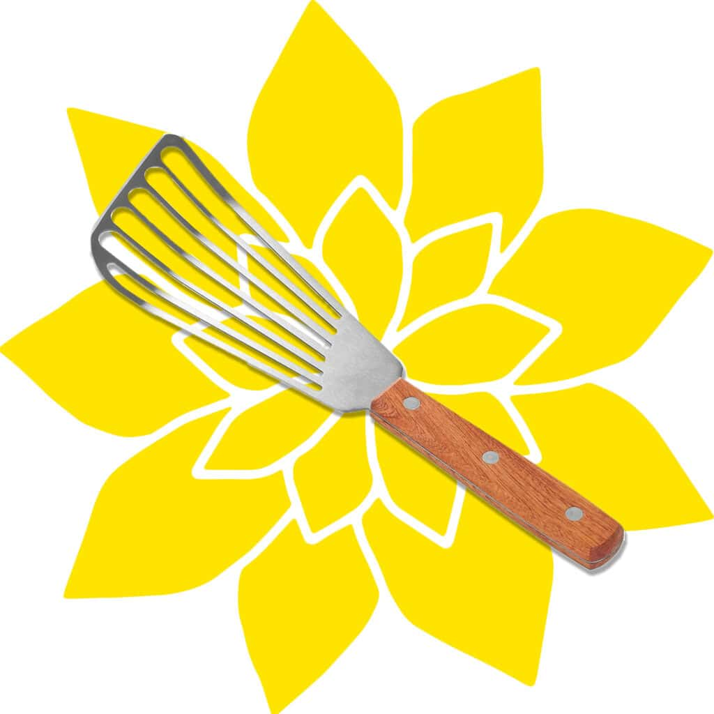 fish turner spatula