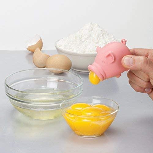 piggy egg yolk separator