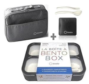 an insulated beno box lunchbox