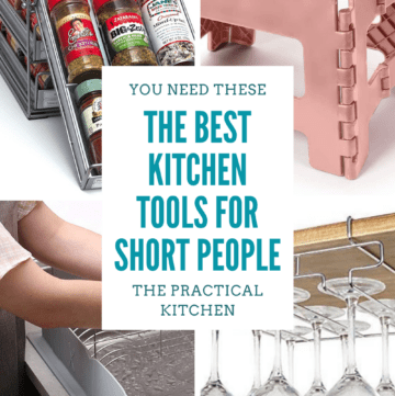the best kitchen tools for short people