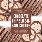 chocolate chip slice n bake cookies recipe