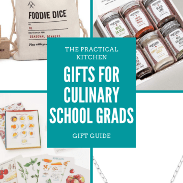 gifts for culinary school graduates