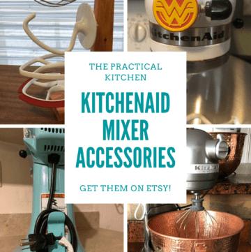 kitchenaid mixer accessories