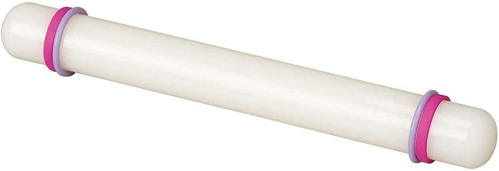 wilton plastic fondant rolling pin