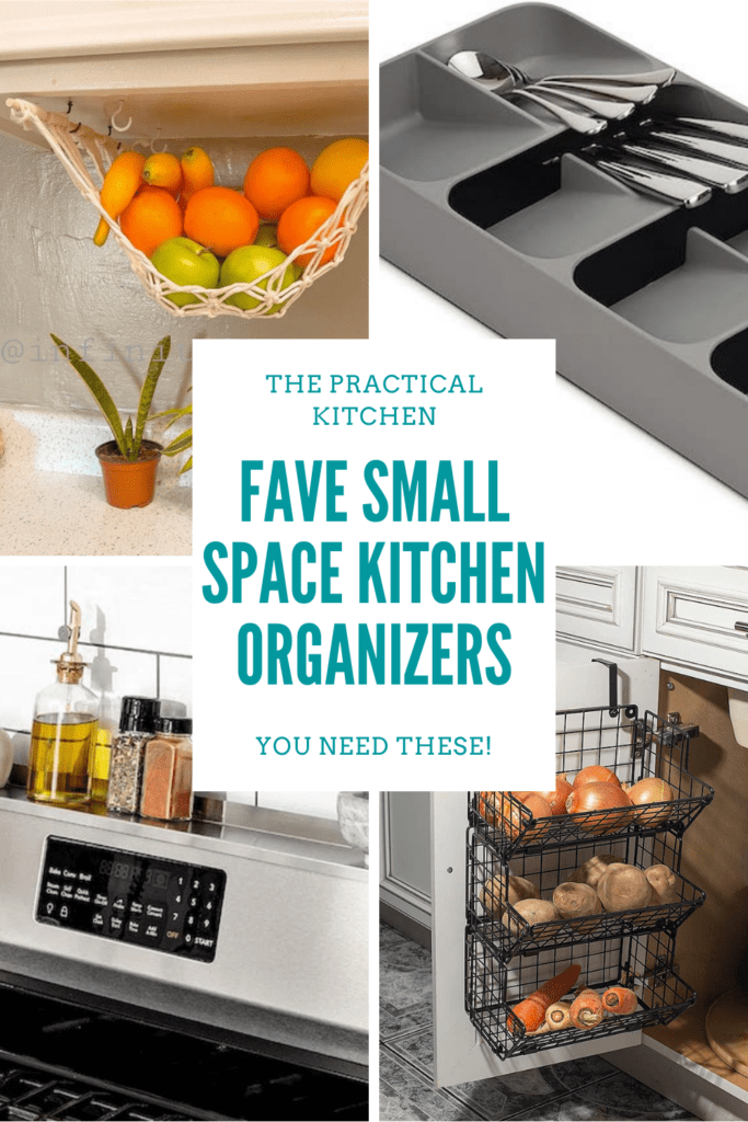 fave small space kitchen organizers