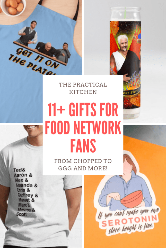 11+ Gifts for Food Network Fans