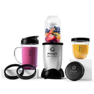 a magic bullet with accessories