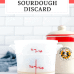 how to store sourdough discard