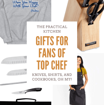 gifts for fans of top chef