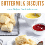 mini honey butter buttermilk biscuits