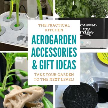 aerogarden accessories and gift ideas
