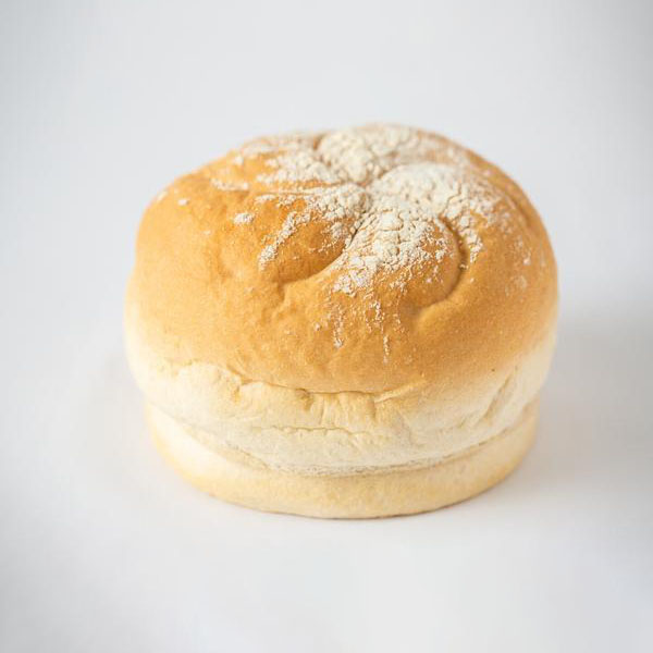 white bread for soup bowl